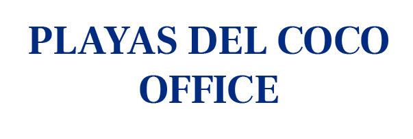 Text - Playas del Coco Office - Real Estate
