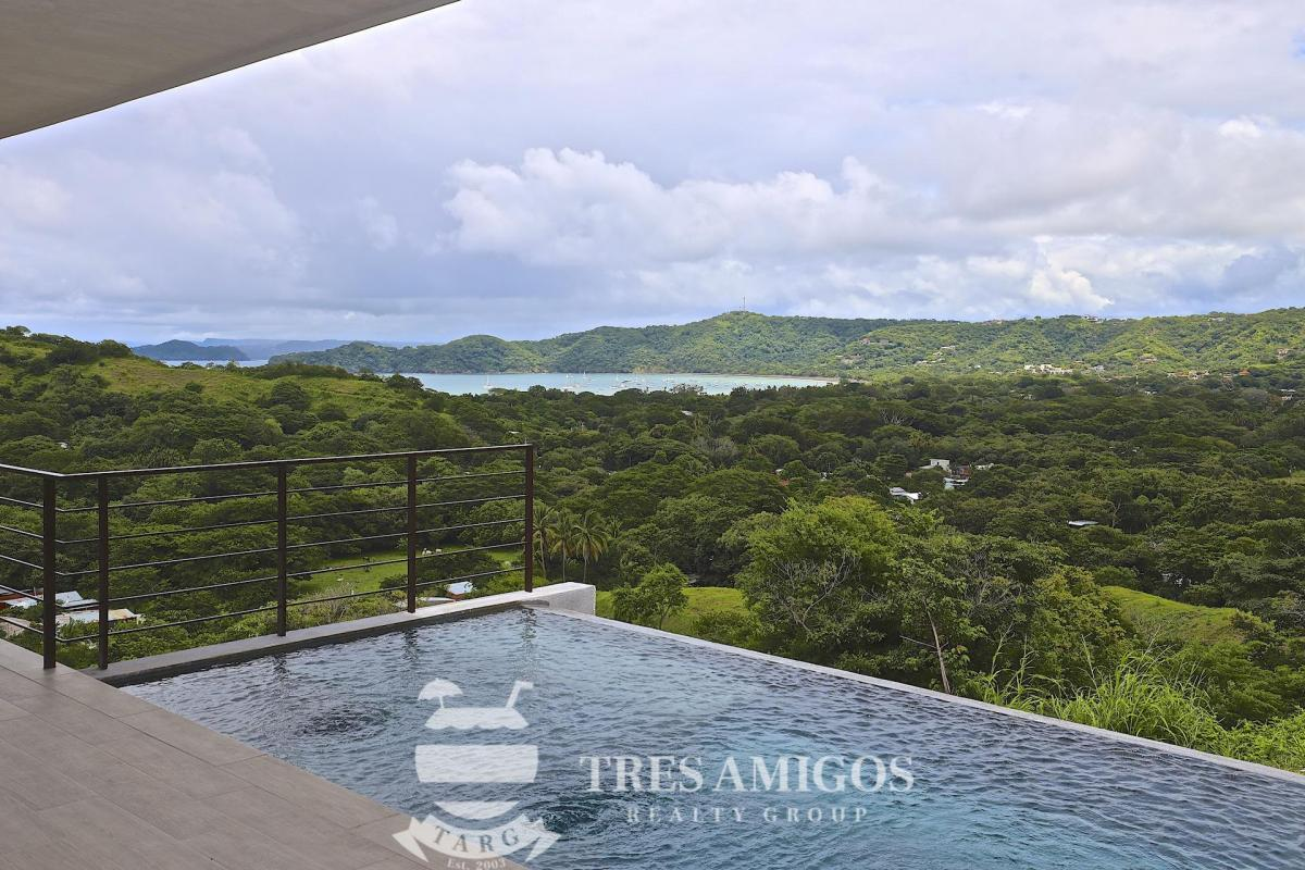 Ocean view from Coco Bay Estates in Costa Rica