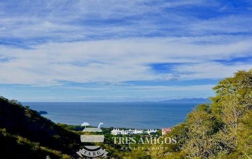 Ocean view from Lomas del Mar in Guanacaste, Costa Rica