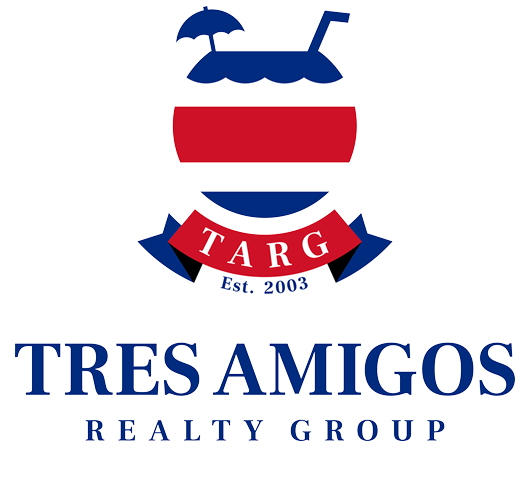 Tres Amigos Realty Group Logo Playas del Coco Office